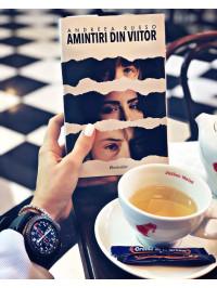 """Pachet Promoțional Andreea Russo """"Amintiri din Viitor"""", """"Fata cu vise alb-negru"""" și """"MoArt"""""""