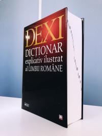 DEXI. Dicționar Explicativ Ilustrat al Limbii Române