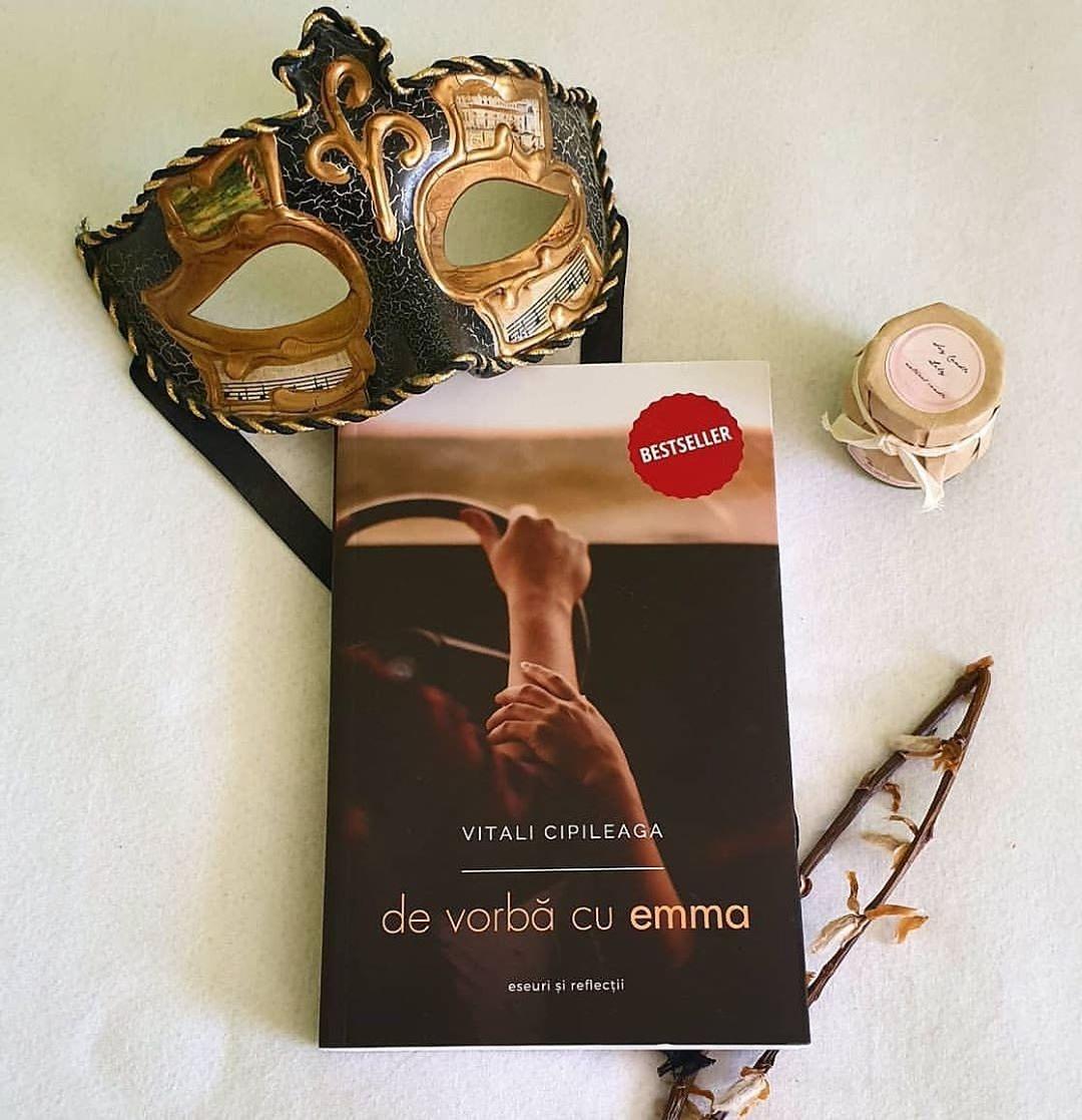 bestseller de vorba cu emma vitali cipileaga