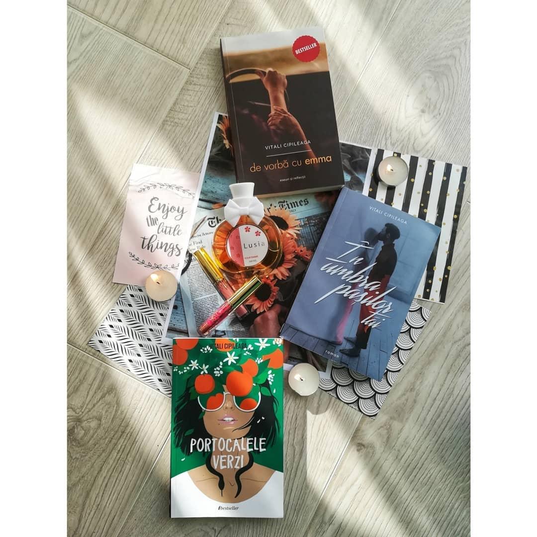 Cărți Vitali Cipileaga De vorbă cu Emma Portocalele verzi