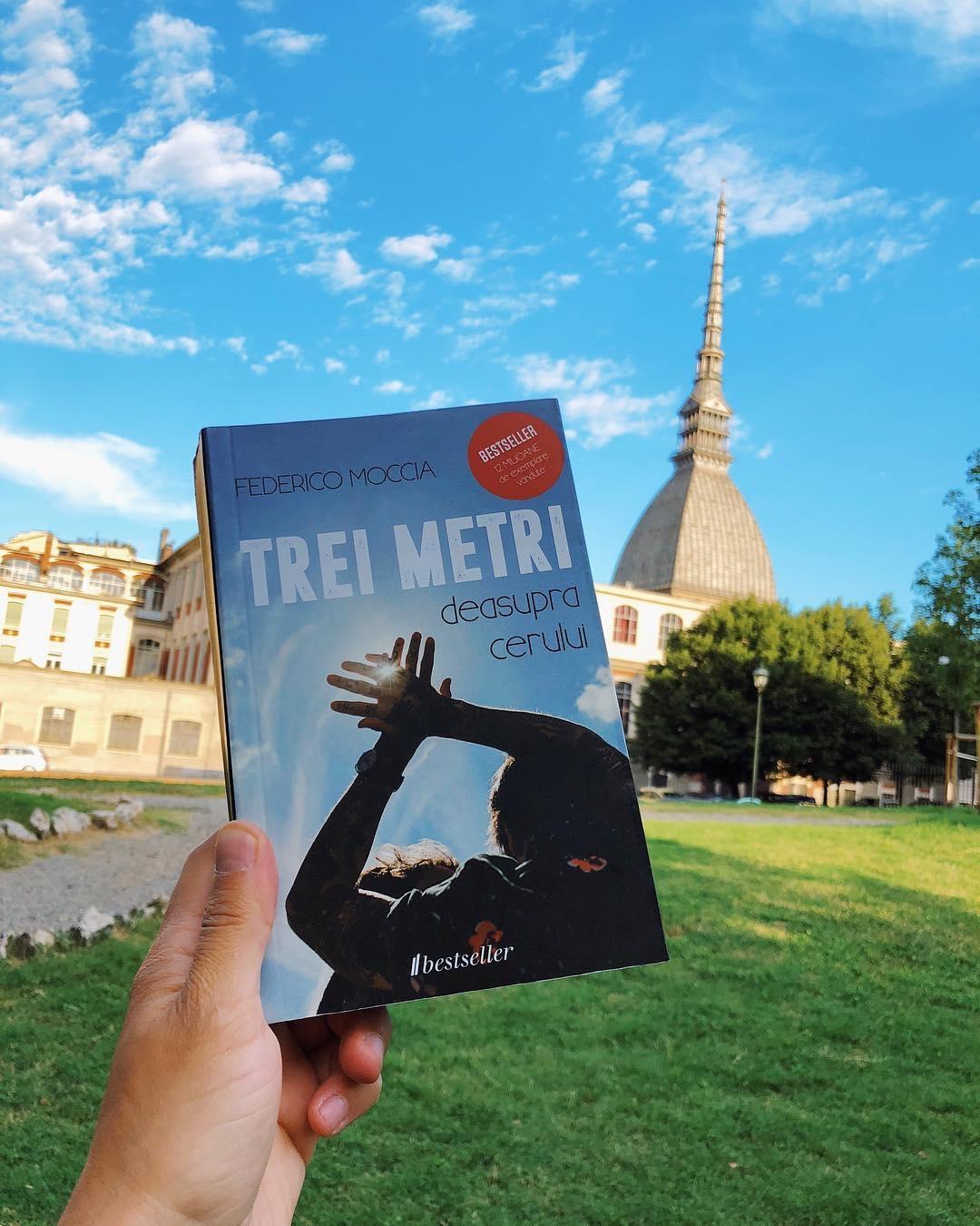 Trei metri deasupra cerului - Federico Moccia - Editura Bestseller
